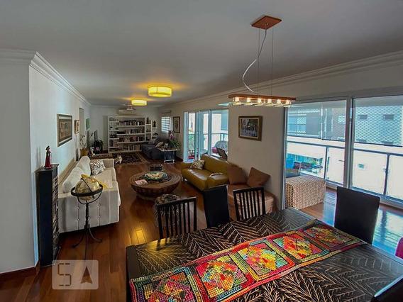 Apartamento Para Aluguel - Chácara Santo Antonio, 3 Quartos, 186 - 893103569