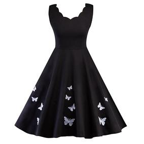 f84d399f1 Vestido De Mariposas - Vestidos de Mujer en Mercado Libre México