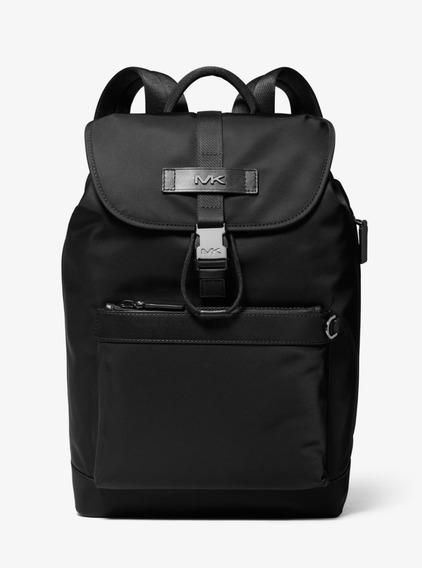 Michael Kors Mens Mochila Kent Gabardine Nylon Backpack