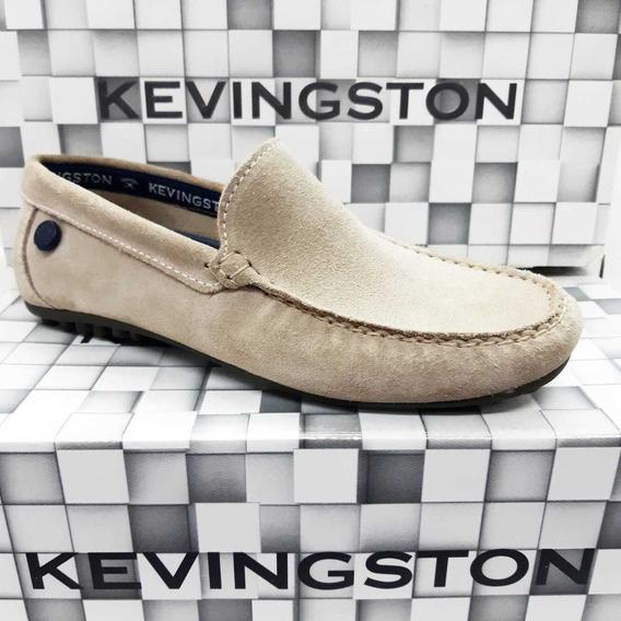 Zapatos Kevingston Sx400 Visón Activion Fit