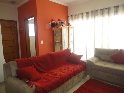 Casa Com 3 Dormitórios À Venda, 150 M² Por R$ 580.000,00 - Jardim Paulista Ii - Itu/sp - Ca0514