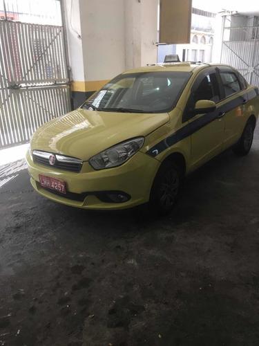 Taxi Fiat Siena 2015 1.4 El Flex 4p