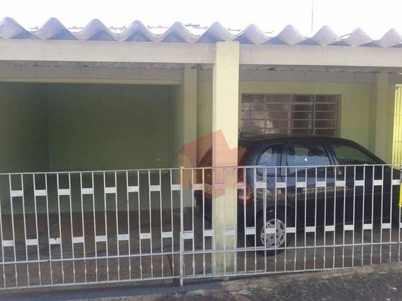 Casa Com 2 Dormitórios Para Alugar, 150 M² Por R$ 1.000/mês - Vila Santa Maria - Americana/sp - Ca0503