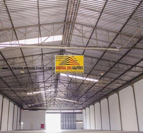 Imagem 1 de 5 de Galpão Para Locação Em Curitiba - 544ctba_2-1082775