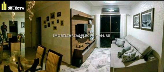 Apartamento 2 Quartos Para Venda No Jardim Bosque Das Vivendas Em São José Do Rio Preto - Sp - Apa2373