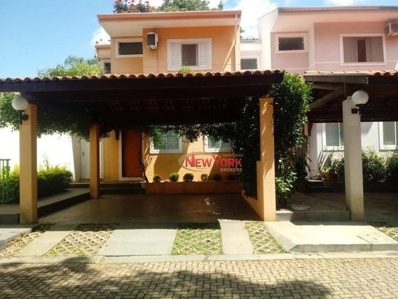 Sobrado Com 3 Dormitórios À Venda, 100 M² Por R$ 450.000,00 - Planalto Paraíso - São Carlos/sp - So0450
