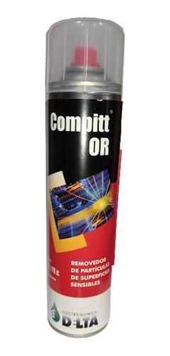 Compitt Or Removedor De Particulas 450gr