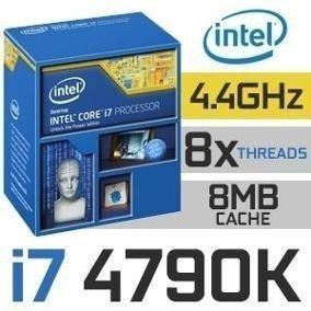 Processador Intel Core I7 4790k Funcionando 100%