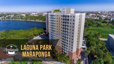 Apartamento Com 3 Dormitórios À Venda, 62 M² - Maraponga - Fortaleza/ce - Ap0535