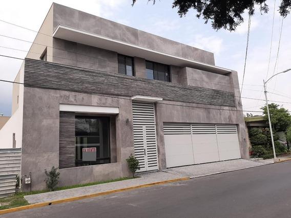 Casa Nueva En Colonia Del Valle Lado Sur