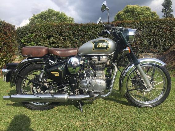Royal Enfied Classic 500cc 2017