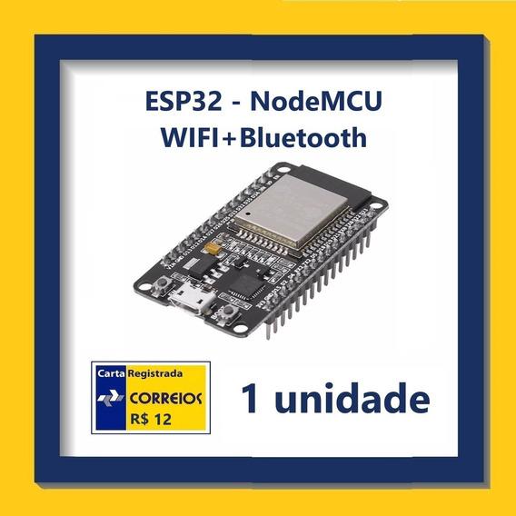 Módulo Nodemcu Esp32 Wifi+bluetooth - Dual Core - Arduino