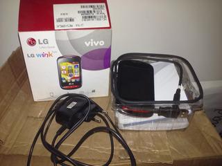 Celular LG T310 Wink Style Leia