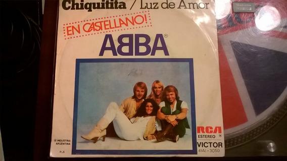 Abba - Simple - Chiquitita Con Tapa Color