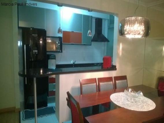 Apartamento No Condomínio Premiatto - Jardim São Bento - Jundiaí. - Ap03980 - 34386477