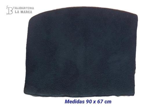 Imagen 1 de 1 de Pelegos Sintéticos Negros 90 Cm X 65 Cm