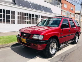 Chevrolet Rodeo Mt 3.2cc 4x4