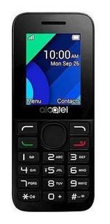 Alcatel 1054 Dual SIM 4 MB Preto/Cinza 4 MB RAM