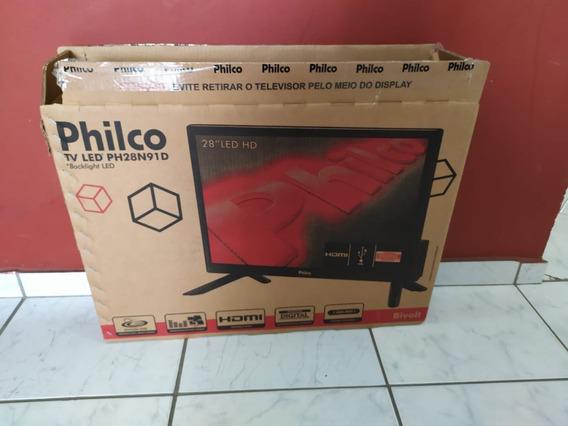 Tv Philco Hd 28 Ph28n91d (não É Smart)