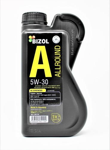 Imagen 1 de 4 de Aceite Sintético 5w-30 Hc - Bizol (1 Litro)