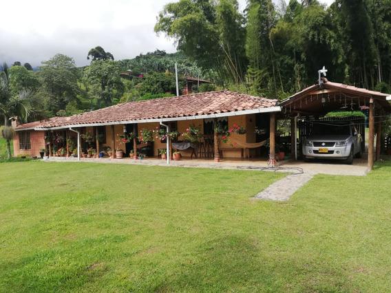 Vendo Finca En Jardin Suroeste Antioquia