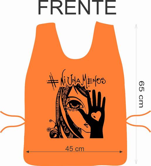 #niunamenos - Pecheras Estampadas - Impresión De Logos
