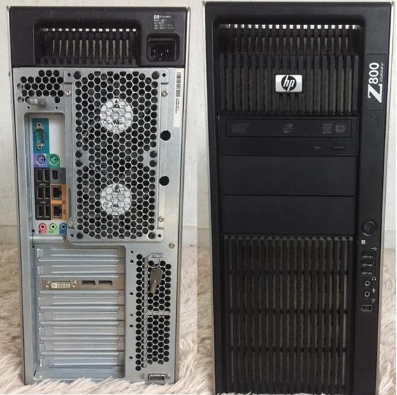 Workstation Hp Z800 2 Xeon 5tb 96gb