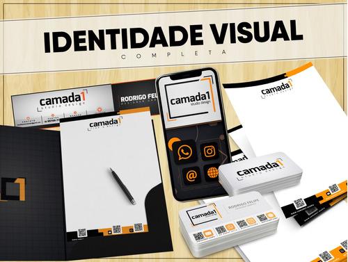 Imagem 1 de 6 de Identidade Visual