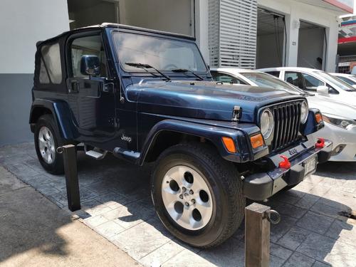 Imagen 1 de 15 de Jeep Wrangler 2006