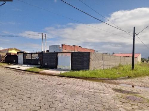 Casa Tipo Edicula, Bem Acabada, Em Peruíbe, Ref. C1431 L C
