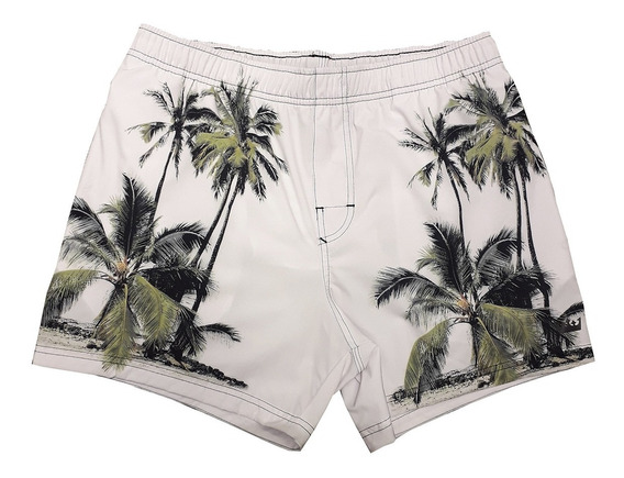 Shorts Osklen Coqueiro Classic