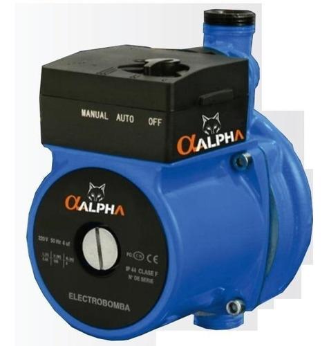Imagen 1 de 4 de Bomba 100w Elevador D Presión De Agua Baño Cocina Automático