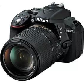Câmera Nikon D5300 Kit 18-55mm C Nota Fiscal E Garantia