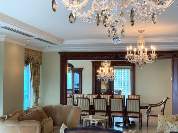 Vendo Hermoso Y Exclusivo Apartamento En Paitilla