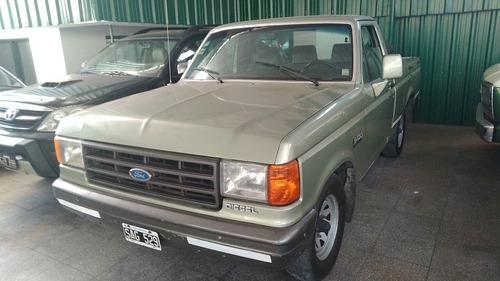 Ford F-100 F100 Diesel