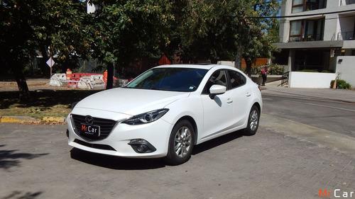 Mazda 3 Sédan 2.0 2015