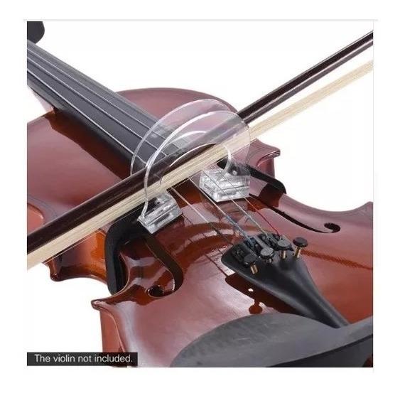 Guia De Arco Para Violino Para Estudo Acessorio Musical