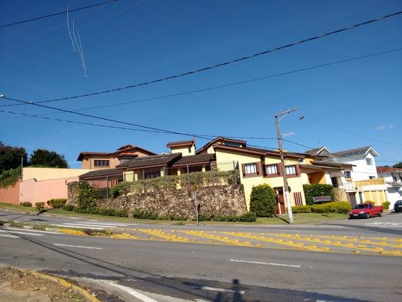 Sobrado Residencial Em Bragança Paulista - Sp - So0055_brgt