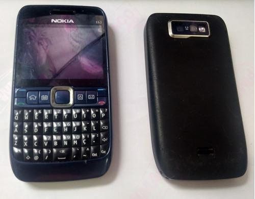 Lote Nokia E63 Semi Novo Desbloqueado (5unid)