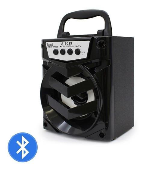 Caixa Acustica Ltomex A-6039 Caixa De Som Bluetooth Portátil