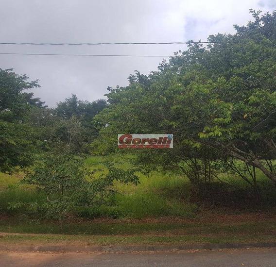 Terreno À Venda, 1200 M² Por R$ 212.000,00 - Reserva Ibirapitanga - Santa Isabel/sp - Te0578