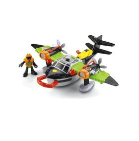 Avião Escorpião Dos Ventos Imaginext V4102