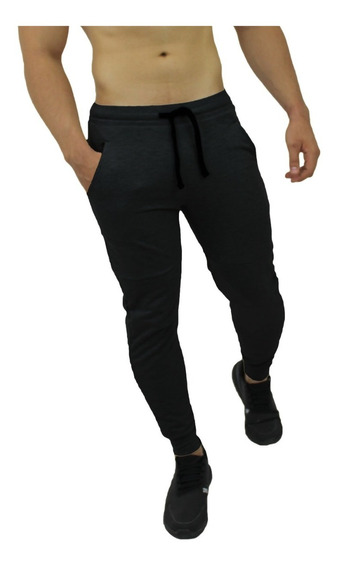 Pants Tipo Jogger Deportivo Corte Slim Fit Colores Fenix Fit