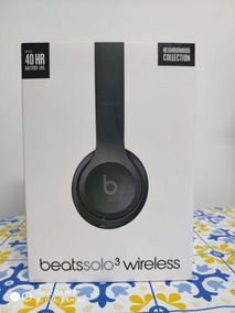 Beats Solo 3 Wireless Cinza Original