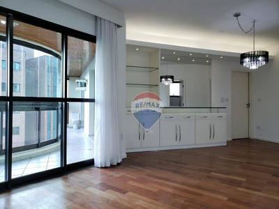 Apartamento Maravilhoso De Alto Padrão Em Mogi Das Cruzes. - Ap0208