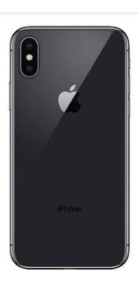 Apple iPhone X 64 Gb Cinza-espacial Lacrado
