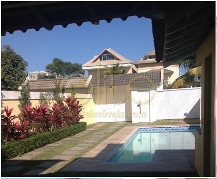 Casa Em Condomínio-à Venda-recreio Dos Bandeirantes-rio De Janeiro - 71550