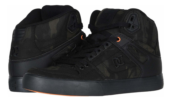 Tenis Hombre Dc Pure High-top Wc N-2061