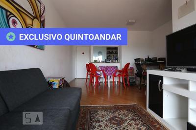 Apartamento No 10º Andar Com 2 Dormitórios E 1 Garagem - Id: 892861317 - 161317