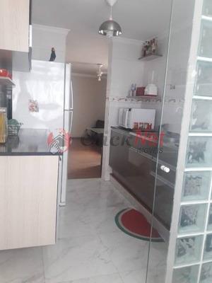 Apartamento Em Condomínio Padrão Para Venda No Bairro Jardim Alvorada, 2 Dormitório, 1 Suíte, 1 Vaga, 55 M² - 5046